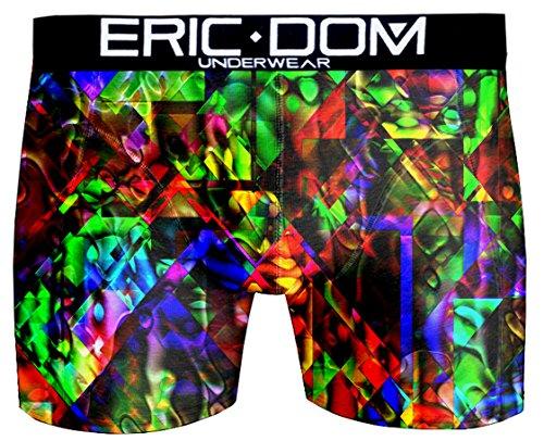 Eric Dom Underwear Boxer Homme Premium Say Chameleon 13% Elasthanne