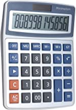$59 » Desktop Electronic Calculator 12 Digits Large Display Solar Battery Dual Power Supply for Office Function 3 Memory Keys