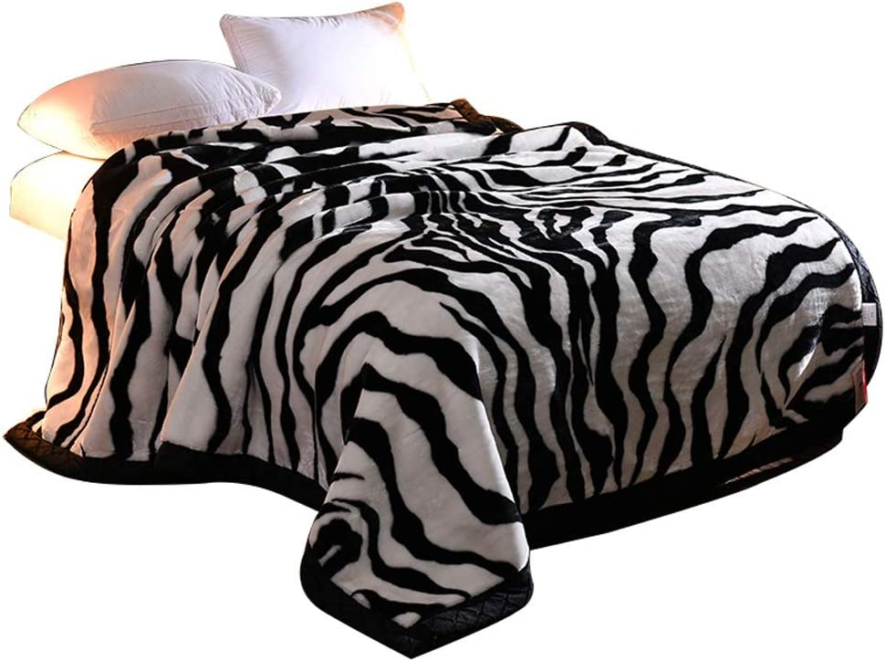 YULAN Blankets Raschel Blanket Quilt Single Limited time for free shipping Thick Max 64% OFF Winter Dormito