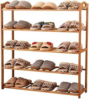 H.yina Range-Chaussures Support pour Porte-Organisateur de Chaussure, idéal pour Le Couloir, Le Salon, la Chambre à Couche...