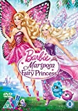 Barbie Mariposa and the Fairy Princess [DVD] [2013]