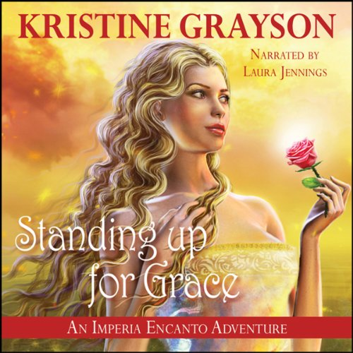 Standing up for Grace audiobook cover art