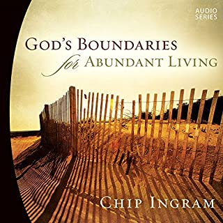 God's Boundaries for Abundant Living cover art
