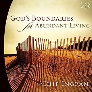 God's Boundaries for Abundant Living audiobook cover art