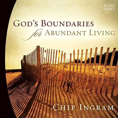 God's Boundaries for Abundant Living audiobook cover art