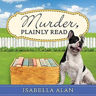Murder, Plainly Read audiobook cover art