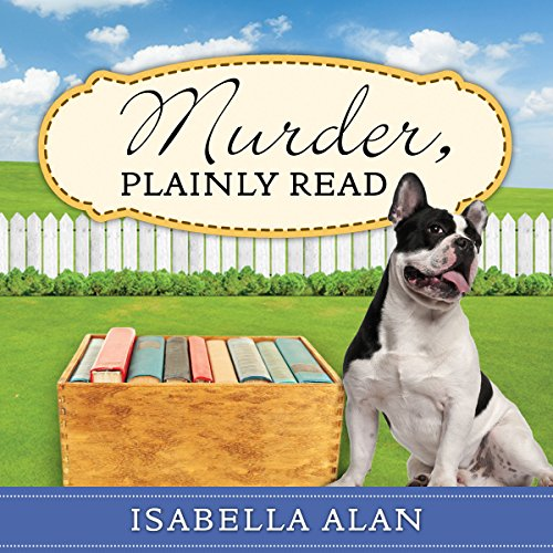Murder, Plainly Read audiobook cover art