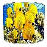 Premier Lighting 30cm Marine Aquarium Fish Lampenschirme12 Für eine Deckenleuchte