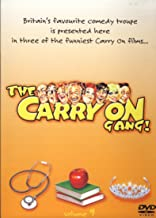 The Carry On Gang - Vol.9 (Carry On Doctor / Carry on Teacher / Carry On Girls) (Boxset)
