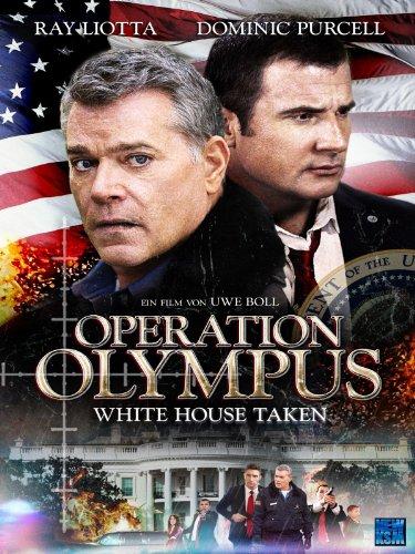 Operation Olympus: White House Taken