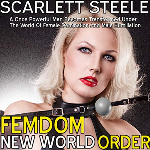 Femdom New World Order audiobook cover art
