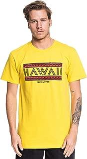 Quiksilver Mens AQYZT06217 Hi Airmail Tee Short Sleeve Shirt