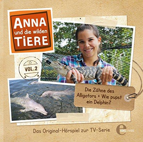 Anna und die wilden Tiere, Vol. 2: Die Zähne des Alligators