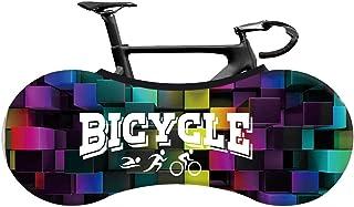 Chooee Funda Bicicleta para Interior, Cubierta Bici de Carretera MTB