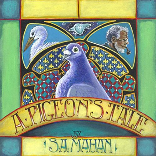 A Pigeon's Tale audiobook cover art