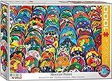 EuroGraphics 6000-5421 rompecabezas de cerámica mexicana , color/modelo surtido