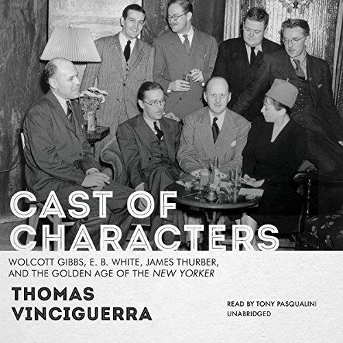 Cast of Characters  Audiolibri