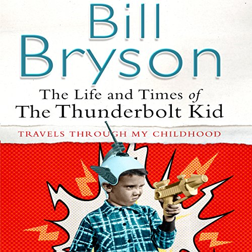 The Life & Times of the Thunderbolt Kid cover art
