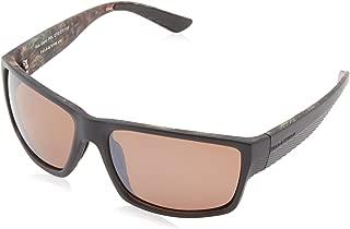 Roe Polarized Square Sunglasses