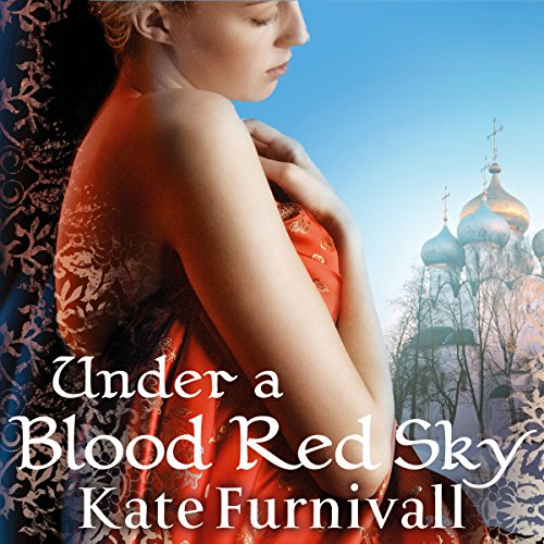 Under a Blood Red Sky audiobook cover art