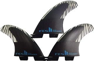 2020 FCS2 fin エフシーエスツー フィン PERFORMER PC CARBON TRI パフォーマー パフォ-マンスコアカーボン トライ AirCore エアコア [S/M/L] 3FIN ショートボード用 サーフボードフィン