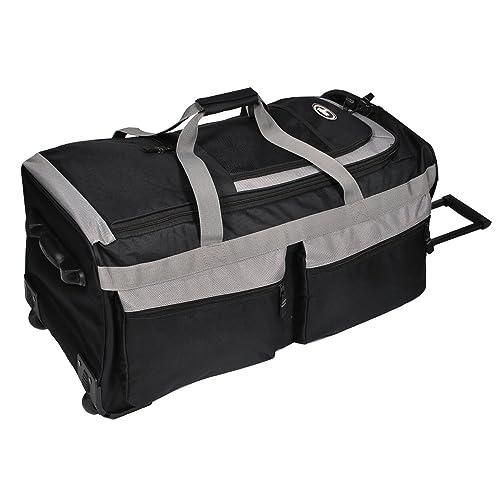 fd7ce371e86d Everest Luggage Rolling Duffel Bag - Large