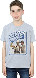 Star Wars niños Luke Skywalker and C-3PO Camiseta