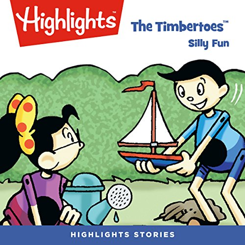 The Timbertoes: Silly Fun copertina