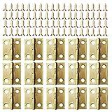 PequeñAs Bisagras PequeñAs 50 Paquetes De Conectores De Bisagras