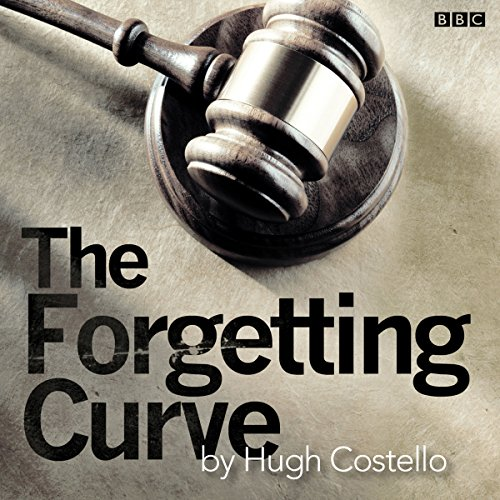 The Forgetting Curve audiobook cover art