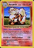 carte Pokémon 18/108 Arcanin Niv.45 130 PV