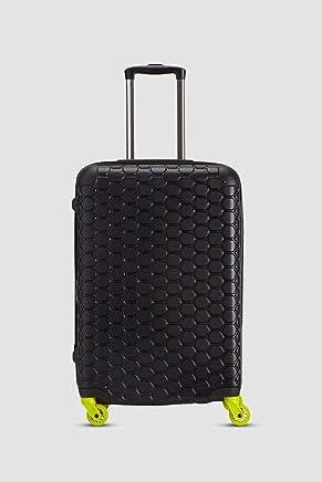 949e95a124 Carpisa Honeycomb Pattern Large Rigid Trolley Bag