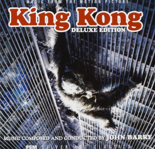 Price comparison product image King Kong (Deluxe Edition) (OST) (2CD)