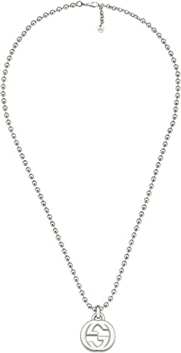 Gucci - 55cm Interlocking G Necklace