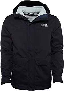 The North Face Chimborazo Triclimate Jacket Mens (Medium, Cosmic Blue Heather)