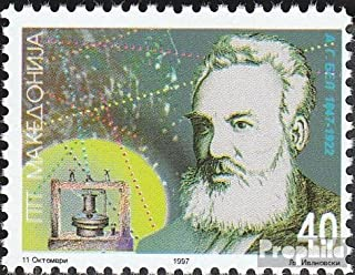 makedonien 94 (complete.issue.) 1997 Alexander Graham Bell (Stamps for collectors)