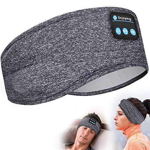 Sleep Headphones, Lavince Bluetooth Sleeping Headphones Headband Soft Elastic Bluetooth Headband,Cool Tech Gadgets Sleeping Christmas Valentine's Day Birthday Gifts for Women&Man