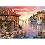 Runlycan 1000 Piece Puzzles for Adults - Jigsaw Puzzle 1000 Piece for Adults