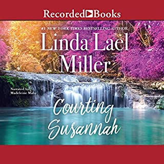 Courting Susannah audiobook cover art