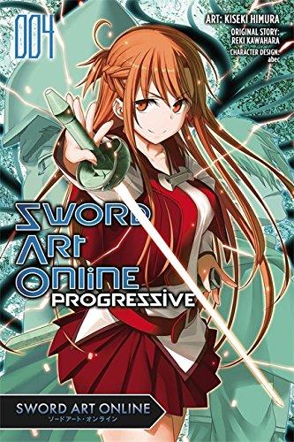 Sword Art Online Progressive, Volume 4