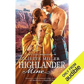Highlander Mine audiobook cover art