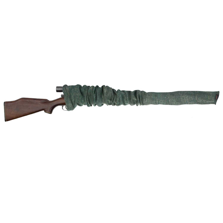 Funda tipo calcetín Tourbon para rifle o escopeta, funda tejida tratada con aceite de silicona, de 132 cm, hombre, Gun Sack, verde claro: Amazon.es: Deportes y aire libre