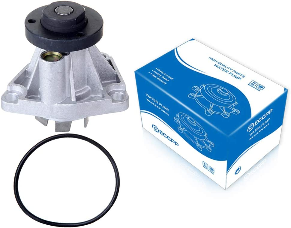 ECCPP Engine Water Pump with for Gasket Branded In stock goods Saturn Cadillac