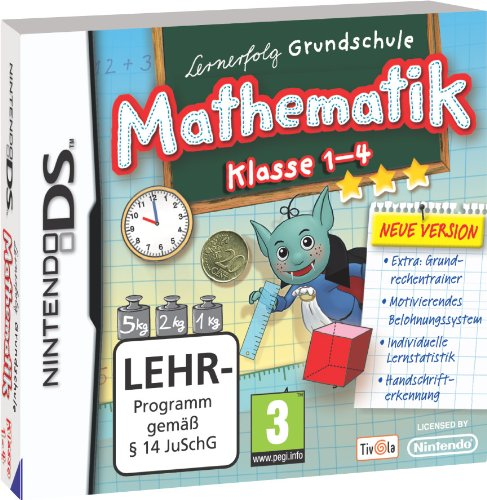 Lernerfolg Grundschule Mathematik 1.-4. Klasse (neue Version)