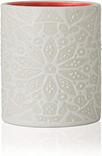 Thymes – Warm Gingerbread Luxurious Ceramic Wax Candle, 40-Hour Burn Time – 6.5 Ounces