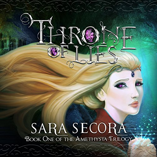 Throne of Lies audiobook cover art