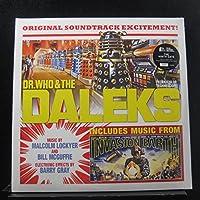 DR. Who & The Daleks/ 1966 Daleks: Invasion Earth 2150 A.D. - RSD Yellow Vinyl