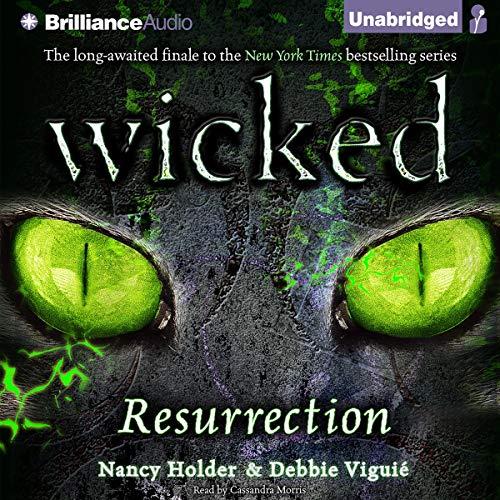 Wicked Audiobook By Nancy Holder, Debbie Viguie cover art