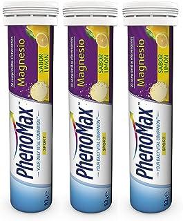 PHENOMAX SPORT. Vitaminas Efervescentes