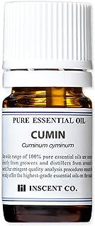 クミン 5ml インセント アロマオイル AEAJ 表示基準適合認定精油